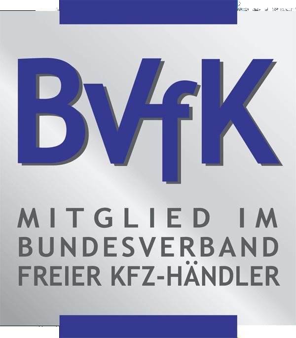 Mitglied im Bundesverband freier KfZ-Händler (BVfK)