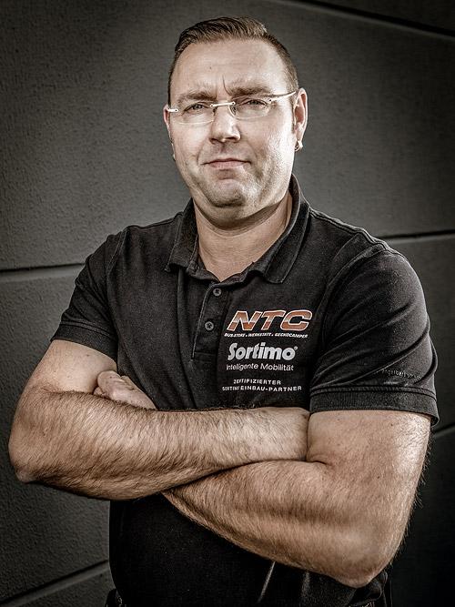 NTC Team > Christian Lange, Fahrzeuginnenausstatter Sortimo