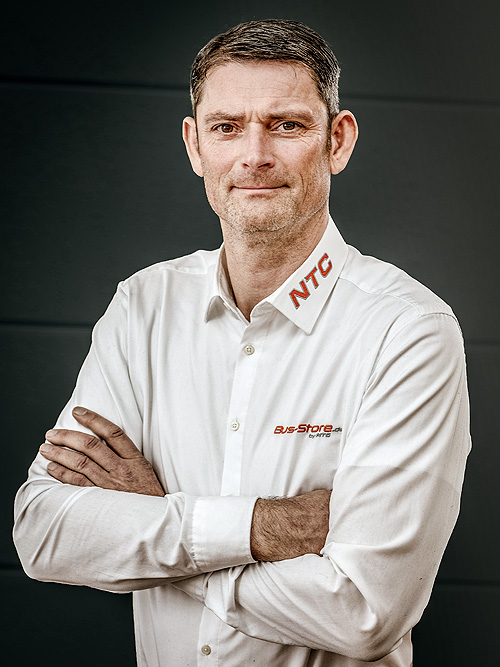 NTC Team > Jan Hähnlein, Vertrieb