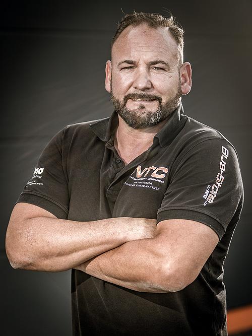 NTC Team > Mike Brauer, Fahrzeuginnenausstatter Sortimo
