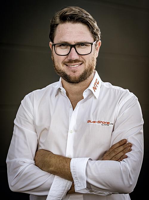 NTC Team > Philipp Gräfe, #BusDealer