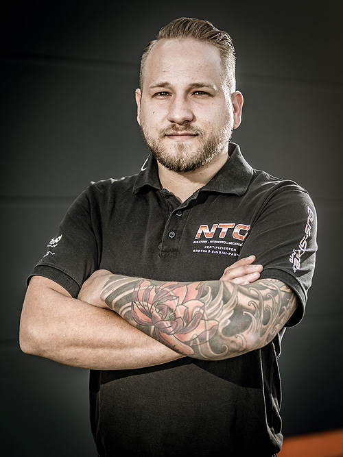 NTC Team > Tobias Georgy, #BusChecker