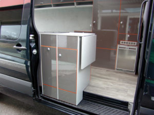 GeckoCamper by NTC - umgebauter VW Crafter MAXI