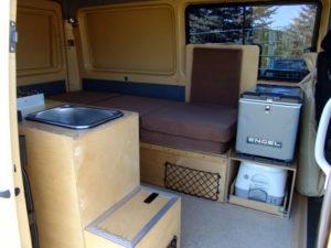 Individuelle Camping-Umbauten - Iglhaut-Sprinter nach dem Umbau
