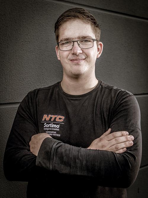 NTC Team > Pascal Schulz, KFZ-Mechatroniker